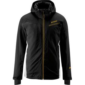 Maier Sports Marlin Jacket Men, noir/blanc